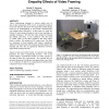 More than face-to-face: empathy effects of video framing