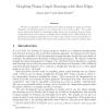 Morphing Planar Graph Drawings