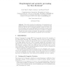 Morphological and Syntactic Processing for Text Retrieval