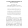 Morphometric Analysis of Brain Structures for Improved Discrimination