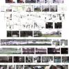 Motion-Based Video Representation for Scene Change Detection