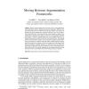 Moving Between Argumentation Frameworks