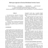 Multi-agent Approach to Electrical Distribution Networks Control