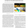 Multi-cue 3D object recognition in knowledge-based vision-guided humanoid robot system