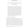 Multi-dimensional Dynamic Knowledge Representation