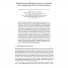 Multi-dimensional Rankings, Program Termination, and Complexity Bounds of Flowchart Programs