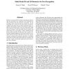 Multi-Modal 2D and 3D Biometrics for Face Recognition