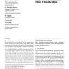 Multi-modal Semantic Place Classification