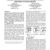 Multi-Pad Power/Ground Network Design for Uniform Distribution of Ground Bounce