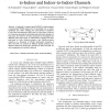 Multi-Polarized Channel Statistics for Outdoor-to-Indoor and Indoor-to-Indoor Channels