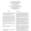 Multi-robot Motion Coordination based on Swing Propagation