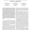 Multicast Tree Diameter for Dynamic Distributed Interactive Applications