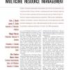 Multicore Resource Management