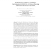 Multiobjective Distinct Candidates Optimization (MODCO): A Cluster-Forming Differential Evolution Algorithm
