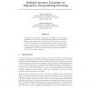 Multiple-Instance Learning via Disjunctive Programming Boosting