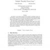 Multiple Threshold Neural Logic
