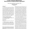 Multiplicity computing: a vision of software engineering for next-generation computing platform applications