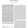Multiresolution Knowledge Mining using Wavelet Transform