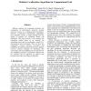 Multisite co-allocation algorithms for computational grid