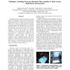 MultiSpace: Enabling Electronic Document Micro-mobility in Table-Centric, Multi-Device Environments