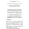 Mutual Information Analysis