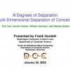 N Degrees of Separation: Multi-Dimensional Separation of Concerns
