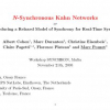 N-synchronous Kahn networks: a relaxed model of synchrony for real-time systems