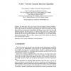 NADA - Network Anomaly Detection Algorithm
