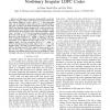 Near-Shannon-Limit Linear-Time-Encodable Nonbinary Irregular LDPC Codes