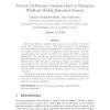 Network Performance Analysis based on Histogram Workload Models