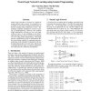 Neural Logic Network Learning using Genetic Programming