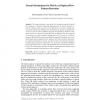 Neural Mechanisms for Mid-Level Optical Flow Pattern Detection