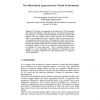 New Behavioural Approaches for Virtual Environments