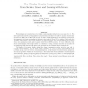 New Circular Security Counterexamples from Decision Linear and Learning with Errors
