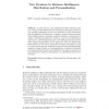 New Frontiers in Business Intelligence: Distribution and Personalization