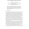 New Lower Bounds on Nonlinearity and a Class of Highly Nonlinear Functions
