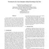 Non-intrusive Eye Gaze Estimation without Knowledge of Eye Pose