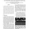 Non-Orthogonal Binary Subspace and Its Applications in Computer Vision
