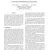 Non-Parametric Probabilistic Image Segmentation