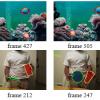 Adaptive Fragments-Based Tracking of Non-Rigid Objects Using Level Sets