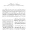 Non-Rigid Stereo Factorization