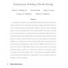 Nonholonomic Modeling of Needle Steering