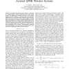 Nonlinear Beamforming for Multiple-Antenna Assisted QPSK Wireless Systems