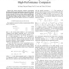Nonlinear programming strategies on high-performance computers