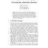 Nonmonotonic Logics and Their Algebraic Foundations