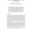 Nonnegative Factorization of Diffusion Tensor Images and Its Applications