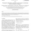 Nonnegative independent component analysis based on minimizing mutual information technique