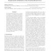 Nonparametric estimation of the precision-recall curve