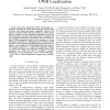 Nonparametric Obstruction Detection for UWB Localization