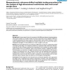 Nonparametric relevance-shifted multiple testing procedures for the analysis of high-dimensional multivariate data with small sa
